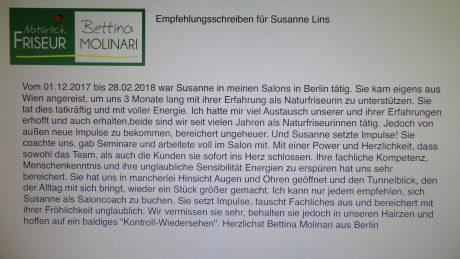 """Empfehlung auf """"Berlinerisch"""""""