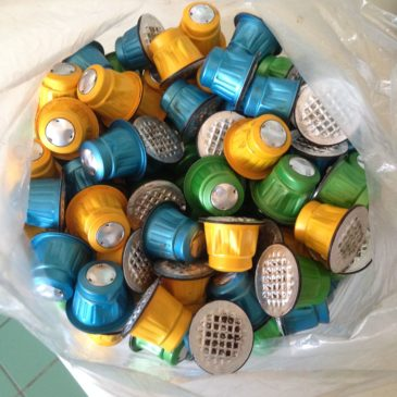 Kaffeegenuss – recycelbar