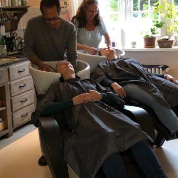 Haare waschen – Ansatzwäsche – klarer Kopf