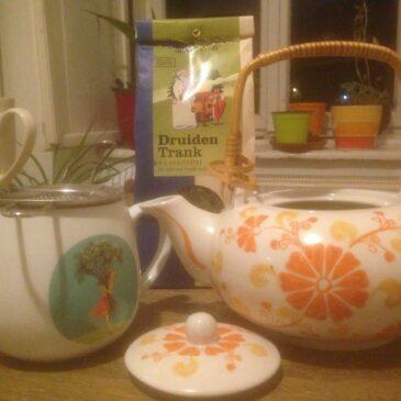 Den Tag mit Tee beginnen – Kräuter für Haut & Haar